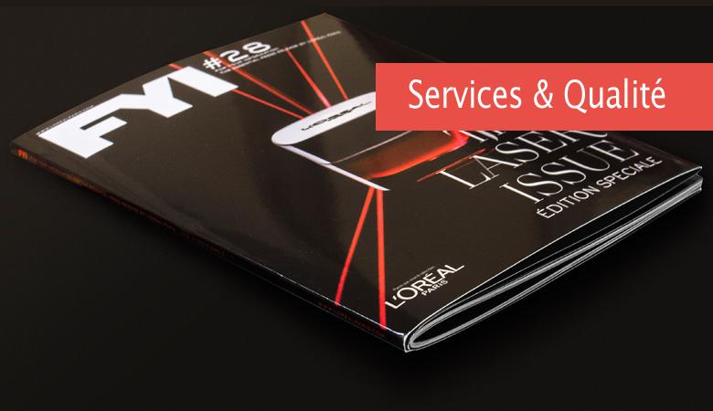 Services & Qualité